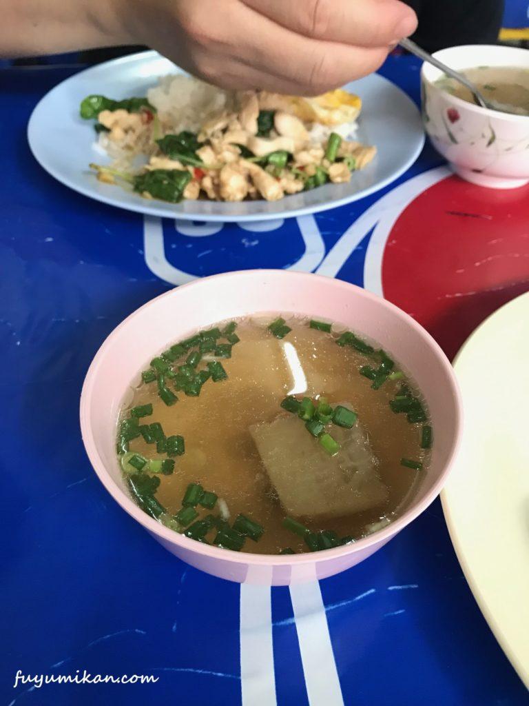 ウタイのガパオライス