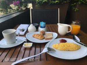 アマラバンコクホテルの朝食