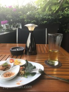 アマラバンコクホテルのビール