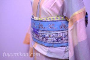 伊勢木綿の着物