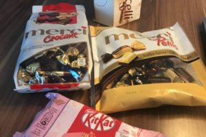 ドイツのチョコレート