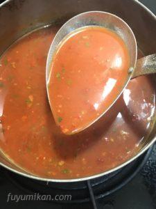 クノールトマトスープ