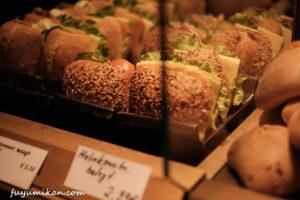 フランクフルトのパン屋さん