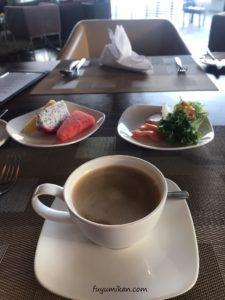 パークロイヤルクアラルンプールの朝食