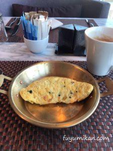 アナンタラバンコクサトーンの朝食